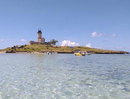 l'île au phare - Maurice