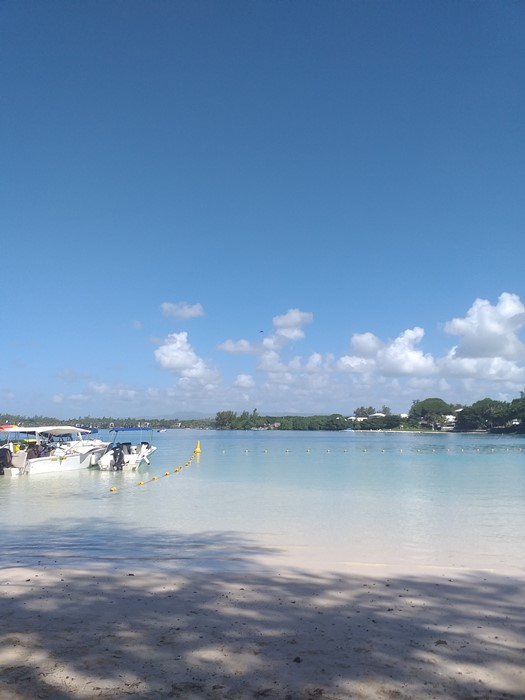 plage de Blue Bay
