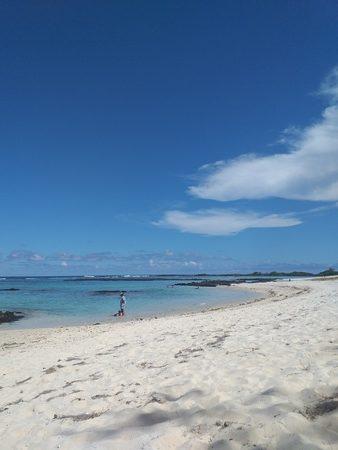 plage de belle mare