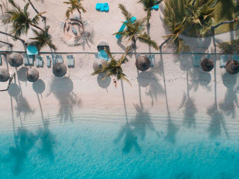 plage hotel ile maurice