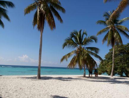 A l'étranger - plage République Dominicaine