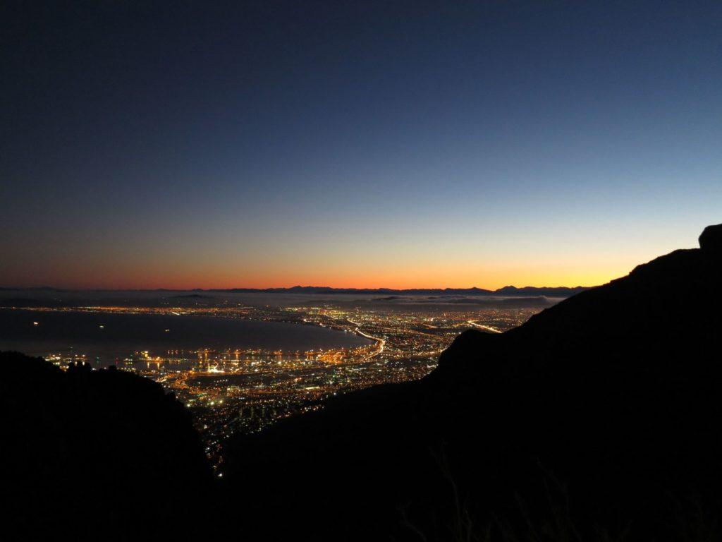 aube Table Mountain