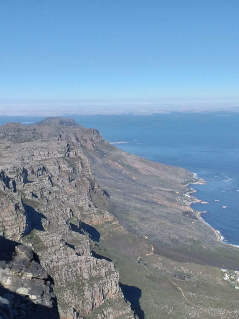 12 apotres depuis Table Mountain