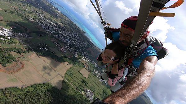 saut en parachute skydive mauritius
