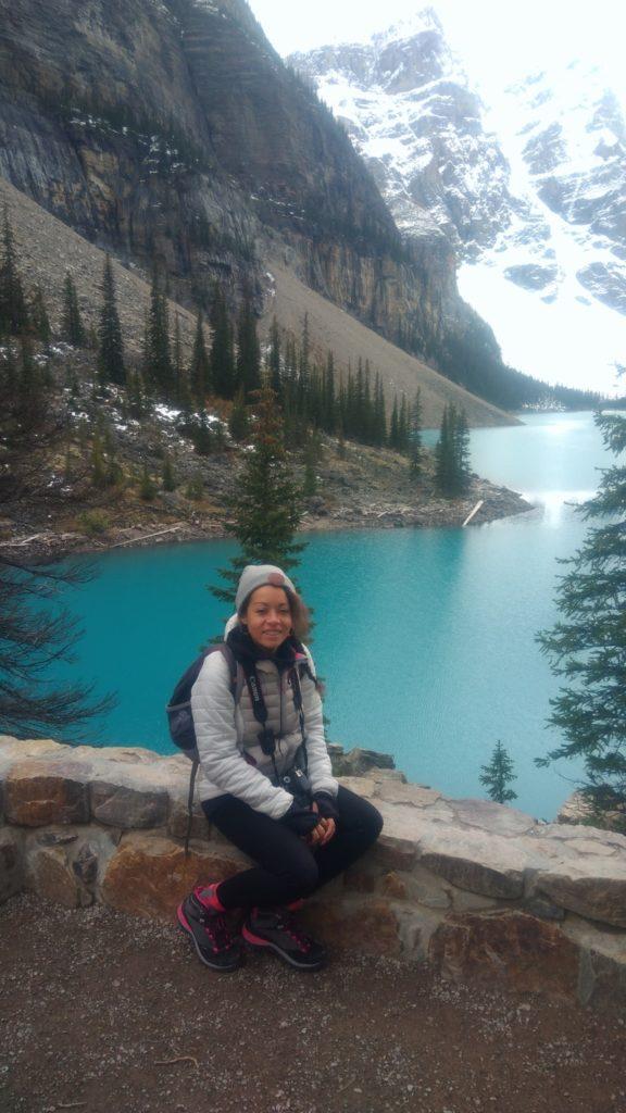 Lake Morraine Canada - roadtrip