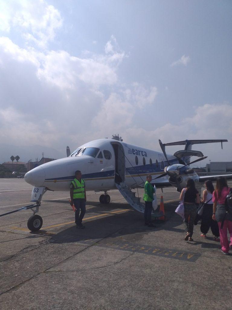 avion capurgana