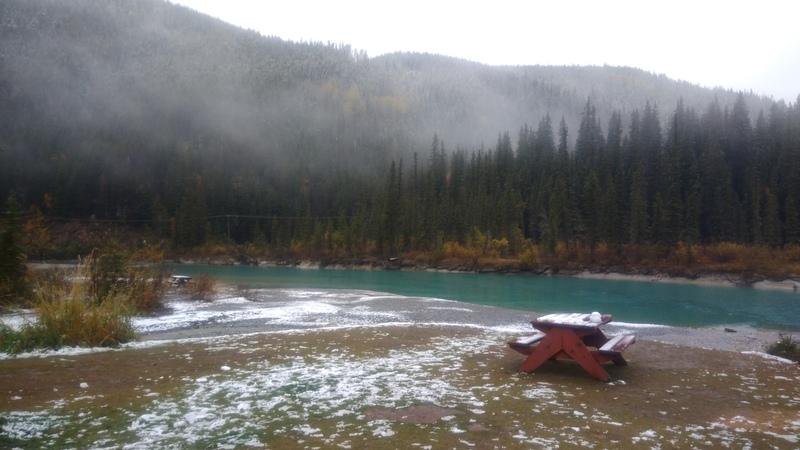 parc Jasper Rocheuses Canada