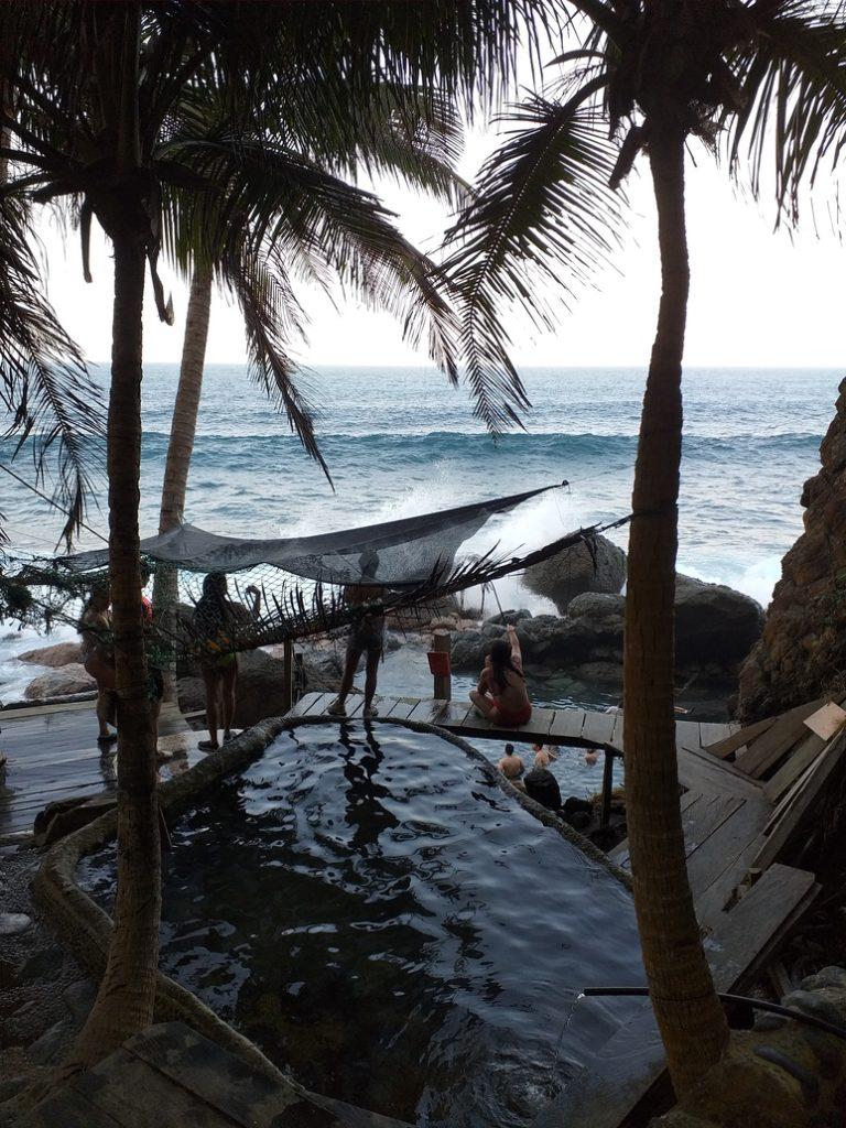 piscine naturelle capurgana colombie
