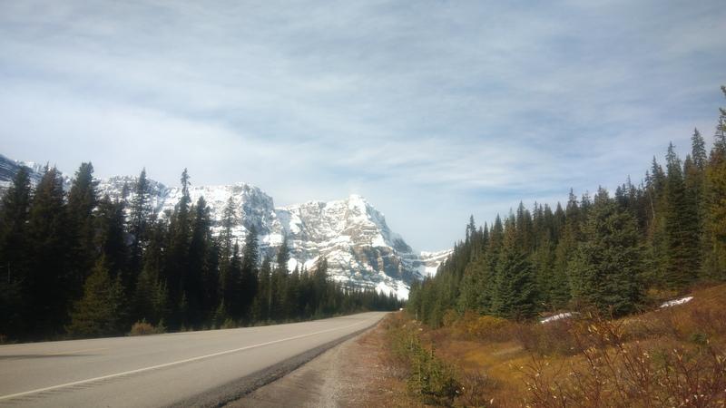route les Rocheuses roadtrip canada