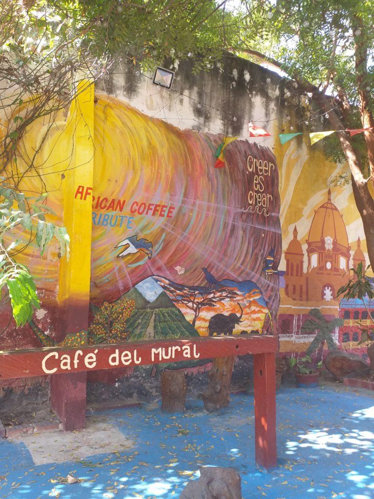 street art carthagene colombie