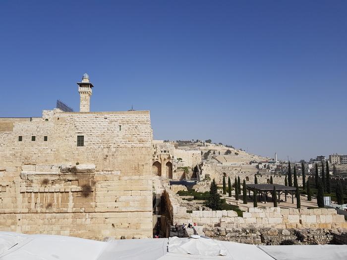 Jerusalem ville