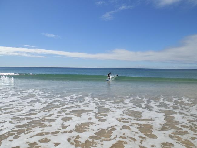 surf rainbow beach