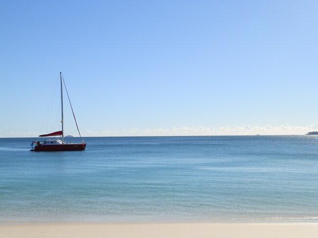catamaran whitsunday island